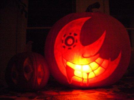 soul_eater_pumpkins_by_neonxpanda-d315lju